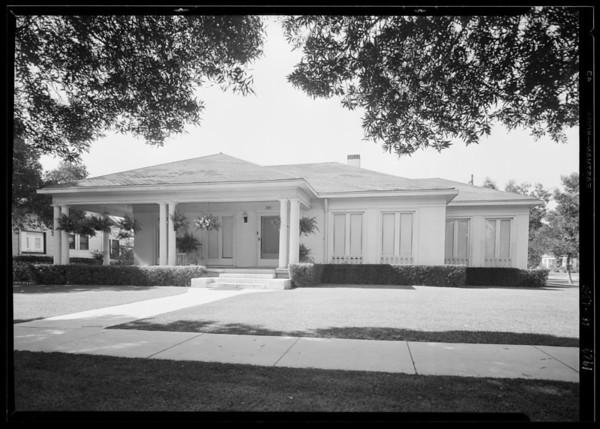 347 North Jackson Street, Glendale, CA, 1929