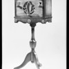 Jewel set on pedestal, Southern California, 1931