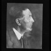 Small photograph of Mr. Reed, Southern California, 1929