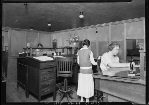 Hollywood Los Angeles Creamery, Southern California, 1925
