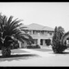 Home of Watt Moreland, 1763 Buckingham Road, Los Angeles, CA, 1925