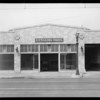 New building on South San Pedro Street, Los Angeles, CA, 1928