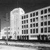 A view of the Theme Hosiery Company Building
