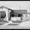 113 South La Jolla Avenue, Los Angeles, CA, 1929