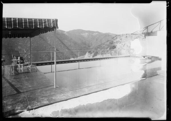 Callan estate, Southern California, 1928