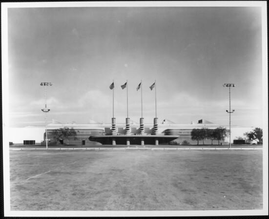 The Pan-Pacific Auditorium