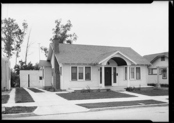 1340 Barrington Way, Glendale, CA, 1925
