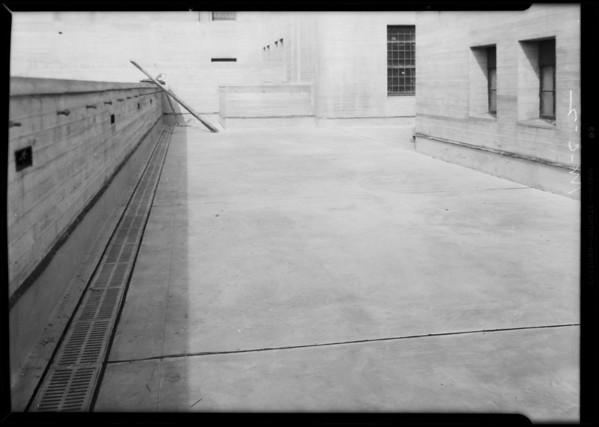 County Hospital installations, Weymouth-Crowell, Los Angeles, CA, 1931