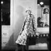Modeling clothes, Broadway Department Store, Los Angeles, CA, 1930