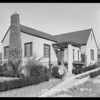 3026 Verdugo Road, Los Angeles, CA, 1925