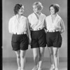 """Winner"" athletic suits, Southern California, 1930"