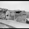 Houses on hillside - 2472, Southern California, 1924