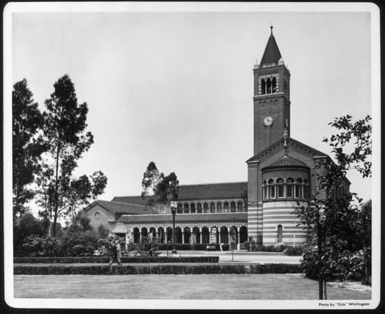 University of Southern California's (USC's) Mudd Hall