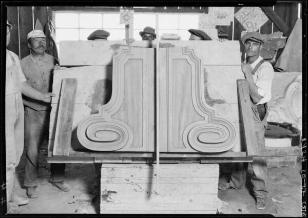 Rackel Store Company, Southern California, 1924