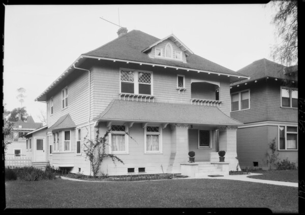 2629 Halldale Avenue, Los Angeles, CA, 1925