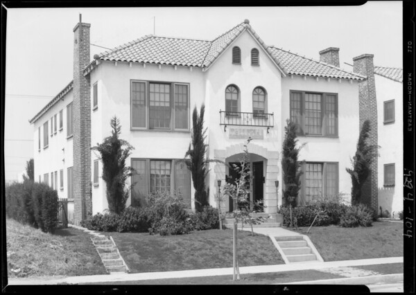 153 South Maple Drive, Beverly Hills, CA, 1929