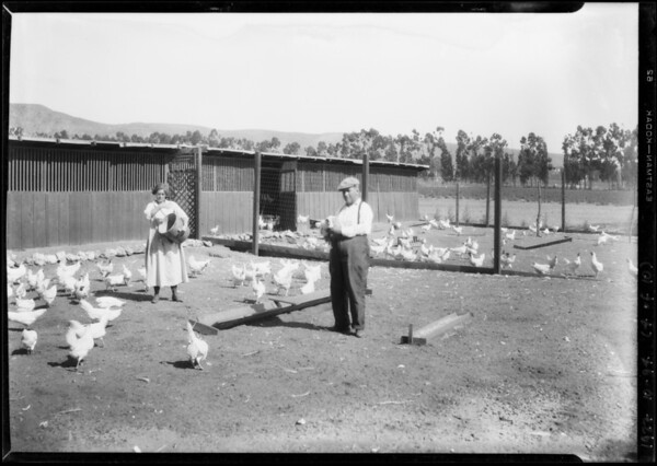 Camarillo Land Co., Camarillo, CA, 1927