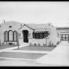 2842 Buckingham Road, Los Angeles, CA, 1925