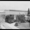 1546 North Sycamore Street, Southern California, 1925