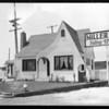 Miller Box Co., Southern California, 1927