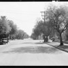 Northwest corner of East Green Street and South Wilson Avenue, Pasadena, CA, 1931