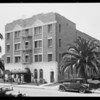 Armitage Apartments, 545 South Hobart Boulevard, Los Angeles, CA, 1929