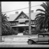 4555 Lindley Avenue, Los Angeles, CA, 1928