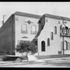 1316 12th Avenue, Los Angeles, CA, 1925