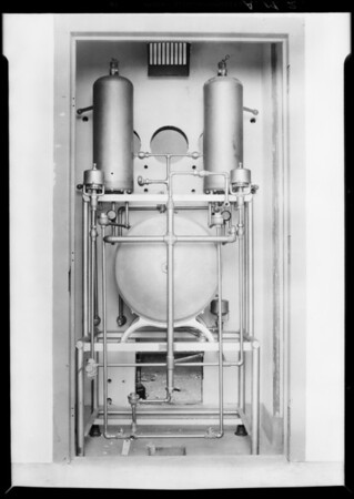 County Hospital, Mack Pump Co. and American Sterilizer, Los Angeles, CA, 1931