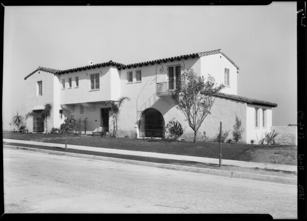 Homes in Viewpark, 4522 Circle View Boulevard, Los Angeles, CA, 1928