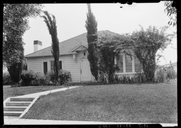 1342 South Sierra Bonita Avenue, Los Angeles, CA, 1925
