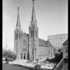 Catholic Church at East 12th Street and South Los Angeles Street, Los Angeles, CA, 1929