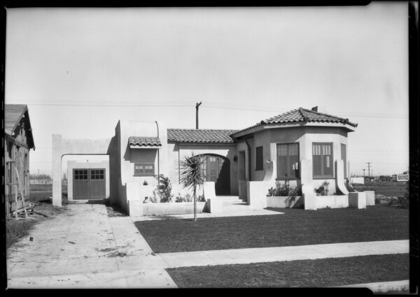 130 North Le Dons, Beverly Hills, Los Angeles, CA, 1925