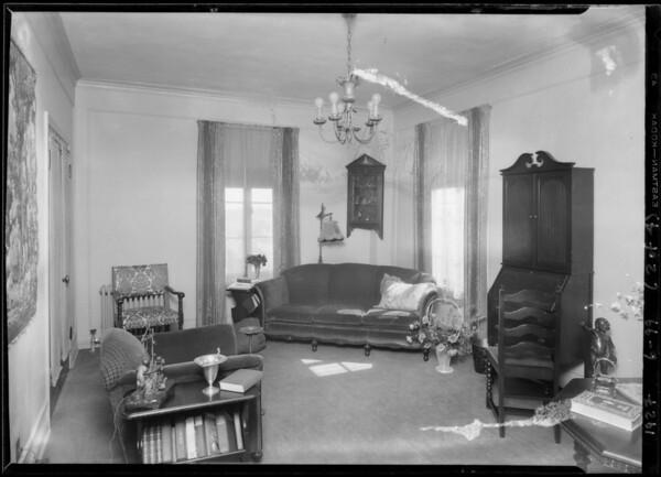 Park Lane Apartments, 3333 West 4th Street, Los Angeles, CA, 1927