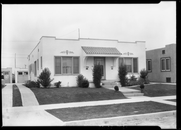 2913 Delaware, Southern California, 1925