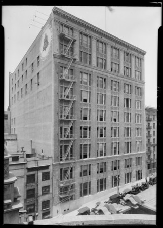 Telephone Building - 5th & Olive, Los Angeles, CA, 1925