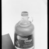 Quart jug of orange juice, Southern California, 1928