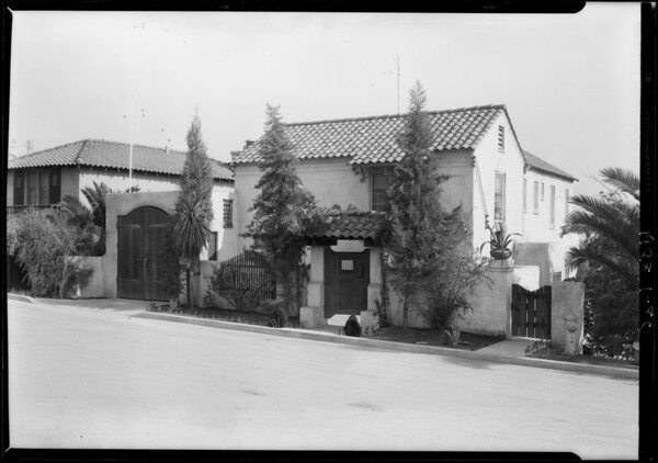 6636 Iris Drive, Los Angeles, CA, 1928