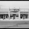 2245-49 West Washington Boulevard, Los Angeles, CA, 1928