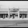 2245-49 West Washington Boulevard, Los Angeles, CA, 1928