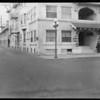 Ashland Avenue & Speedway, Ocean Park, Santa Monica, CA, 1928