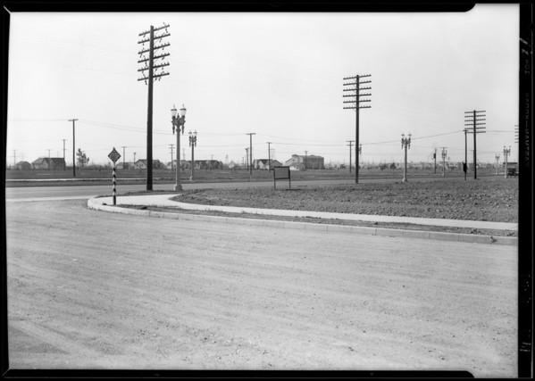 Northwest corner of Via Clemente Street and Whittier Boulevard, East Los Angeles, CA, 1929