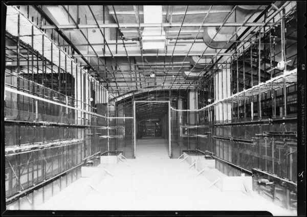 County Hospital, National Cornice Works, Los Angeles, CA, 1931