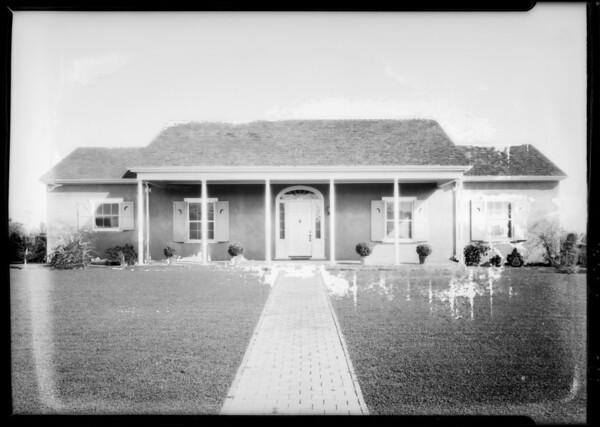 226 Georgina Avenue, Santa Monica, CA, 1925