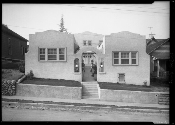 Wilshire Auction & Realty, Southern California, 1924