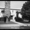 1810 North Kingsley Drive, Los Angeles, CA, 1925