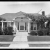 5707 Virginia Avenue, Los Angeles, CA, 1925