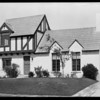 406 North Mansfield Avenue, Los Angeles, CA, 1928