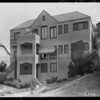 2522 Grand View Drive, 2548 Graciosa Drive, Hollywood, CA, 1925