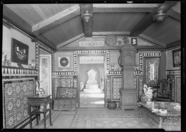 3831 Effie Street, Chas. A. Kemp auctioneer, Los Angeles, CA, 1931